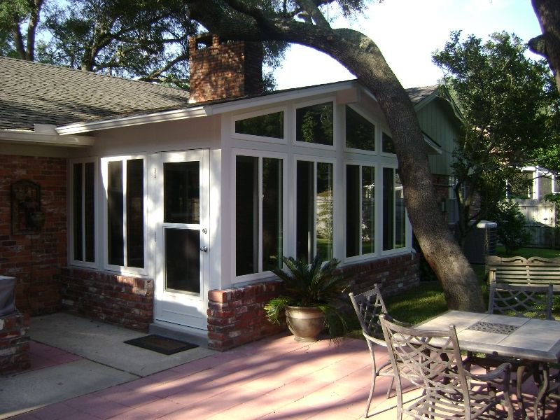 sunrooms additions in Modesto, CA